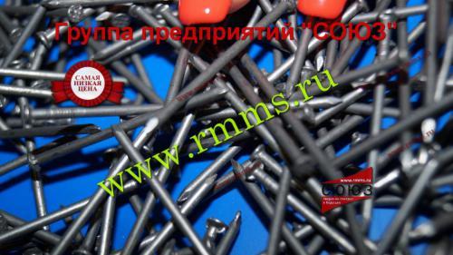 гвозди строительные оптом 3.8х80 мм
