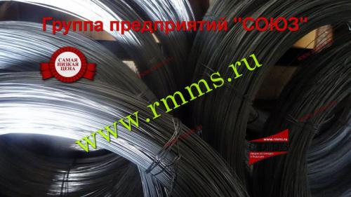 проволока ГОСТ 3282-74 2,3 мм