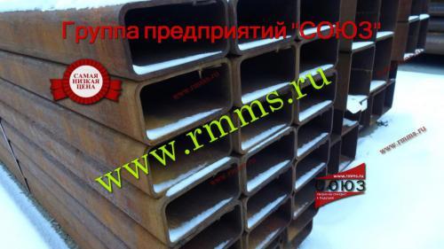 труба профильная квадратная завод Москва
