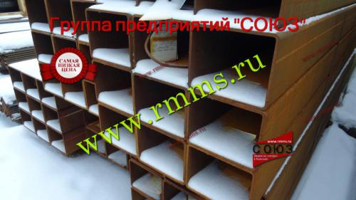 Трубытруба профильная прямоугольная ГОСТ 8639 82