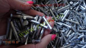 заклепки потайные алюминиевые ГОСТ